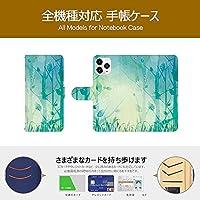 iPhone 12 ケース 手帳型 アイフォン 12 カバー スマホケース おしゃれ かわいい 耐衝撃 花柄 人気 純正 全機種対応 水彩 幻想3 フラワー 9958256