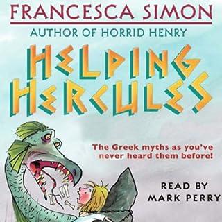 Helping Hercules cover art