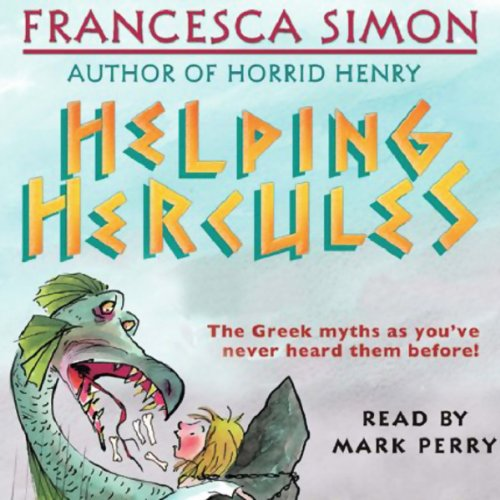 Helping Hercules audiobook cover art