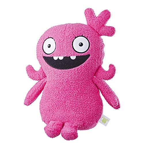 Uglydoll Feature Sounds Moxy, Stuffed Plush Toy That Talks, 11.5' Tall