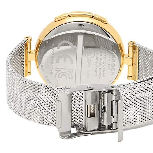 [スカーゲン]腕時計レディースSKAGENSKT1413シルバーイエローゴールド[並行輸入品]