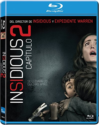 Insidious 2 (Bd) [Blu-ray]...