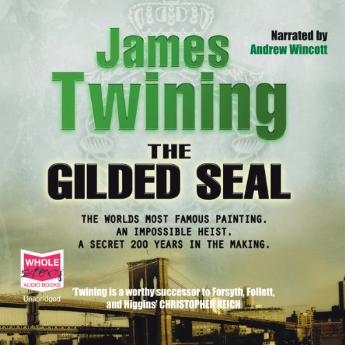 The Gilded Seal audiobook cover art