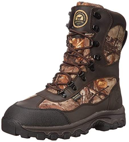 "Irish Setter Men's 2850 Trail Phantom 9"" Hunting Boot,Realtree Xtra Camouflage,9 D US"