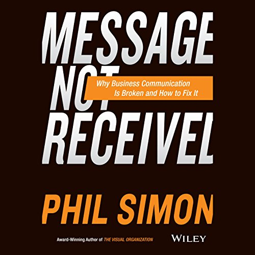 Message Not Received audiobook cover art