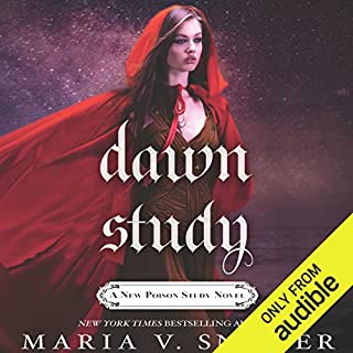 Dawn Study                   Written by:                                                                                                                                 Maria V. Snyder                               Narrated by:                                                                                                                                 Gabra Zackman                      Length: 12 hrs and 23 mins     5 ratings     Overall 4.8