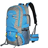 TRAWOC 50 Ltr Travel Backpack for Outdoor Sport Camping...