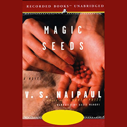 Magic Seeds audiobook cover art