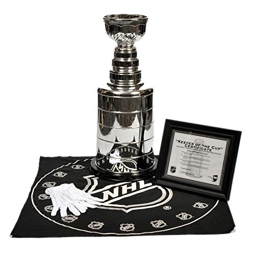 UPI Marketing, Inc. NHL Replica Stanley Cup Trophy , Silver , 24