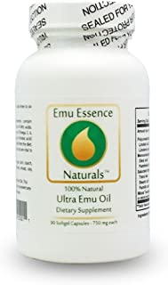 Emu Essence Emu Oil Dietary Supplements