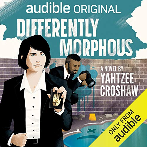 Differently Morphous Audiobook By Yahtzee Croshaw cover art