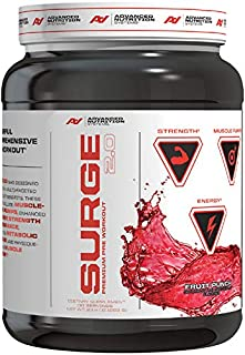 Advanced Nutrition Systems | Surge Pre Workout 2.0 | Fruit Punch