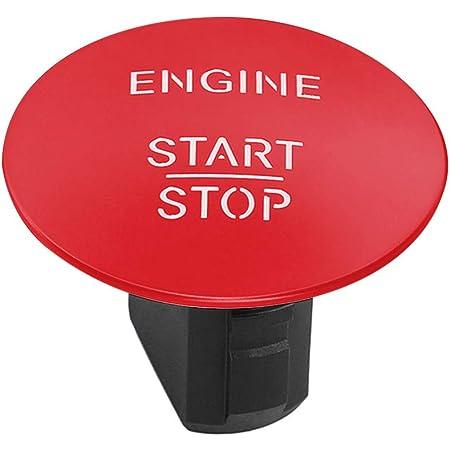 Keyless Go Startknopf Start Stopp Druckknopf Motor Zündschalter Auto