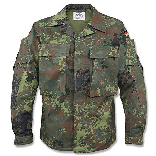 Leo Köhler Chemisier de combat KSK Camouflage S multicolore