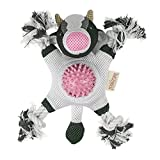 Cow 2-in-1 Dog Toy