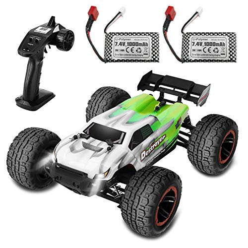 Fcoreey 48 km/h High Speed Remote Control Car, 1:16 Scale Now $49.79 (Was $83)
