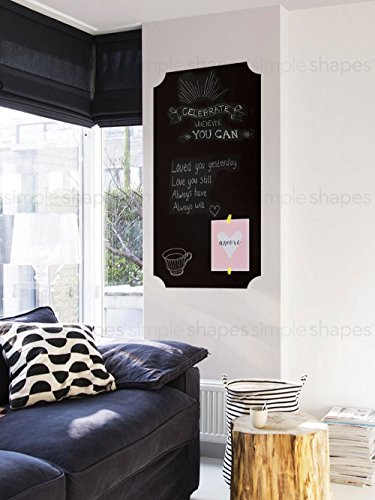 simple shapes wall decals - 5