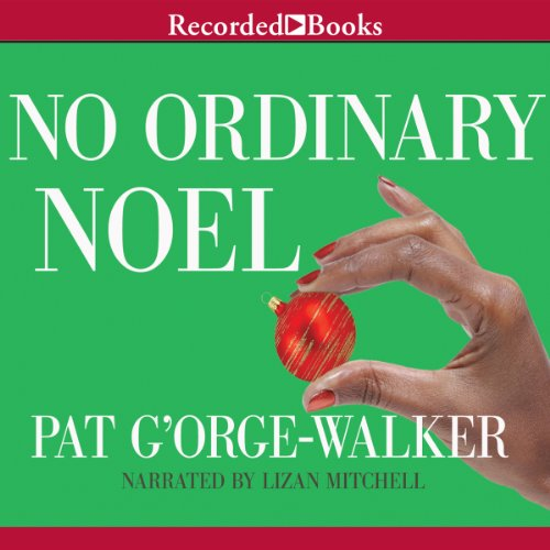 No Ordinary Noel audiobook cover art