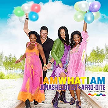 I Am What I Am 2011 (Official Song Of Stockholm Pride 2001 -10 Years Later) (feat. Afro-Dite, Kayo, Gladys Del Pilar & Blossom Tainton)