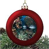 SUPNON Painted Sweetlip Fish | Christmas Ball...