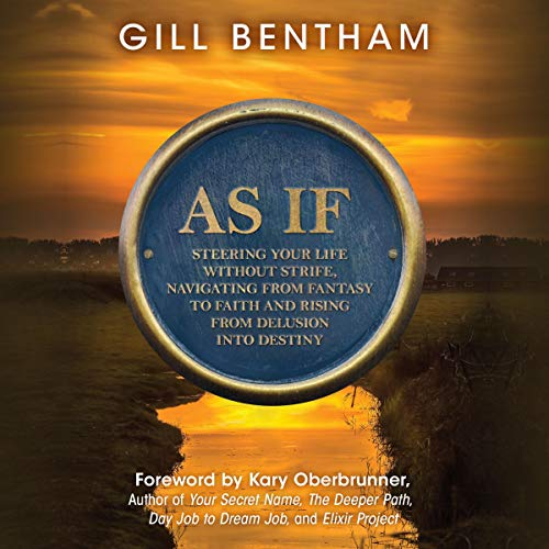 As If Audiobook By Gill Bentham cover art