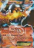 Pokemon - Heatran-EX (13/116) - Plasma Freeze - Holo