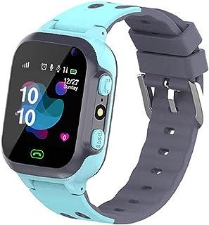 Smart Kids Montre-bracelet étanche Q16 jeu Smartwatch Emplacement Tracker avec SOS Alarm Clock Camera pour Garçons Filles ...