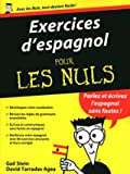 Exercices d'espagnol Pour les Nuls