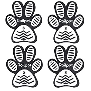 Roilpet Dog Slip Stopper Pads- Provide Your Dogs with Anti-Slip Traction from Slipping on Hardwood Floors, Especially for Senior Dog for Indoors Wear