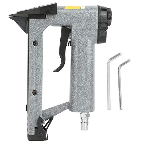 Great Features Of Pneumatic Nail Gun, P515-1 1/4 Inch Aluminum Alloy, Iron And Steel Pneumatic Nail ...
