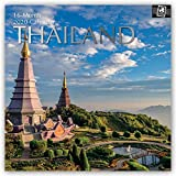 The Gifted Stationery Co - GSC19619 - Thailand - 2020 Wall Art Calendar - 30x30cm