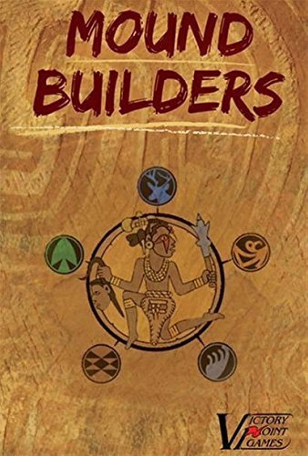 Mound Builders by Victory Games