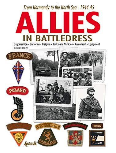 Alliés sous l'uniforme anglais