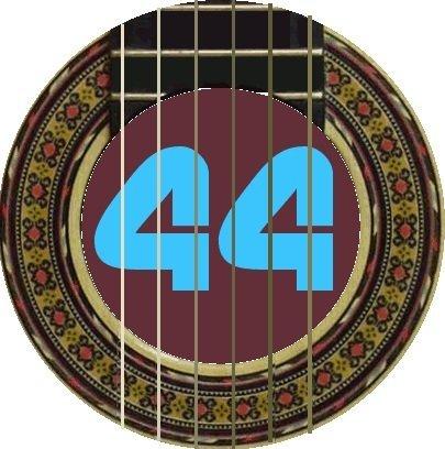 La Bella de guitarra clásica Elite 427 Pacesetter 1st cuerdas