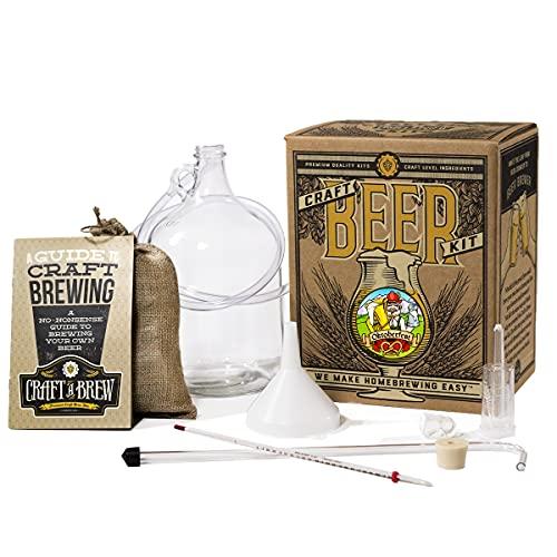 Home Brewing Kit – Craft A Brew Oktoberfest Ale Beer Kit