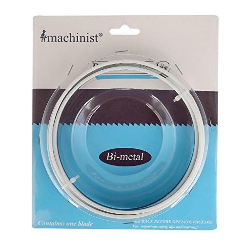 Imachinist S561814 Bimetálico Hojas de sierra de cinta 1425mm (56-1/8