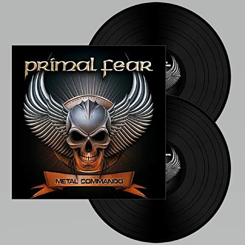 Metal Commando (Black Vinyl) [Disco de Vinil]