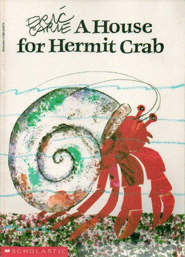 A House for Hermit Crab - Paperback - First Scholastic Printing March 1990
