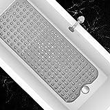 Homes Badewanneneinlage Badematte, Rutschfeste Badewannenmatte für Kinder und Erwachsene, Extra...