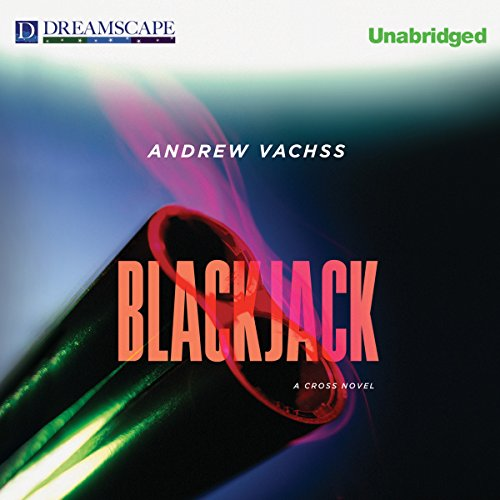 Blackjack audiobook cover art