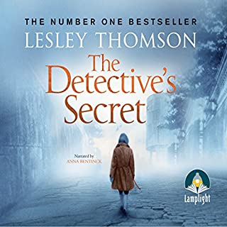 The Detective's Secret cover art