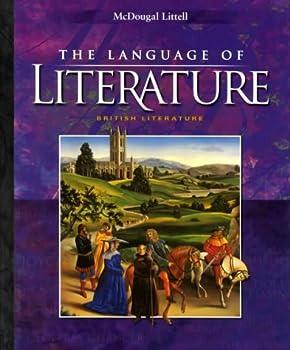 The Language of Literature: British Literature 0395931827 Book Cover