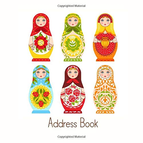 Address Book: A gift from Russia