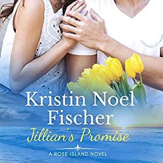 Jillian's Promise     Rose Island, Book 2              By:                                                                                                                                 Kristin Noel Fischer                               Narrated by:                                                                                                                                 Rebecca Rush                      Length: 8 hrs and 40 mins     58 ratings     Overall 4.9