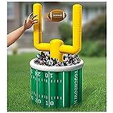 amscan Inflatable Jumbo Cooler and Football Set- 1 pc.