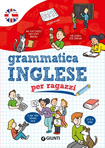 Margherita Giromini - Grammatica inglese per ragazzi (2019)