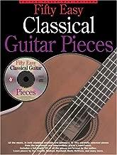 50 Easy Classical Guitar Pieces