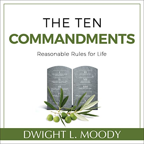 The Ten Commandments (Annotated, Updated) cover art