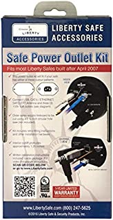 Best liberty safe electrical outlet kit Reviews