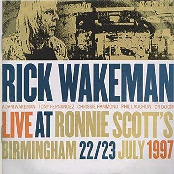 Live at Ronnie Scott's, Birmingham, 22/23 July, 1997